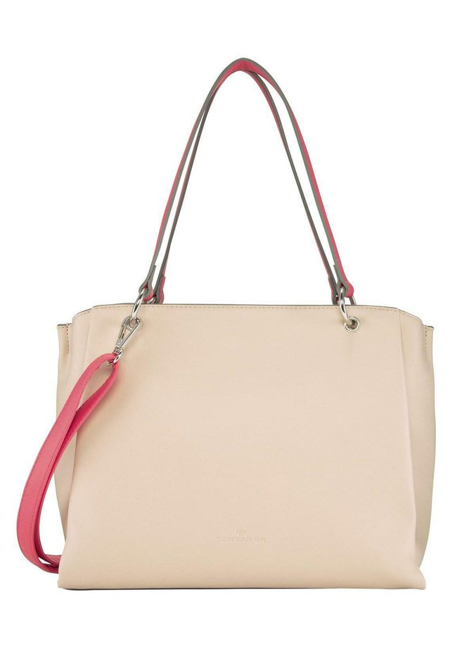 ALASSIO - Shopping Bag - light rose