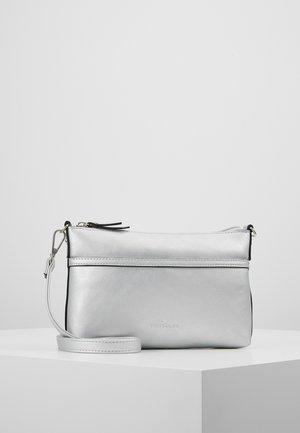 SAVONA - Across body bag - silver