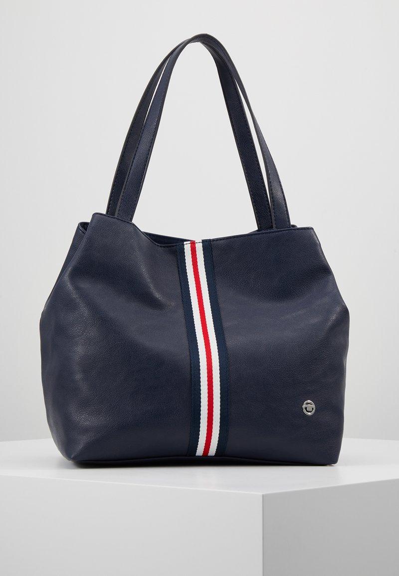 TOM TAILOR - MIRI RIMINI - Handbag - dark blue