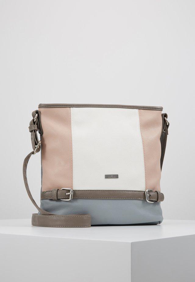 JUNA - Handtasche - mixed rose
