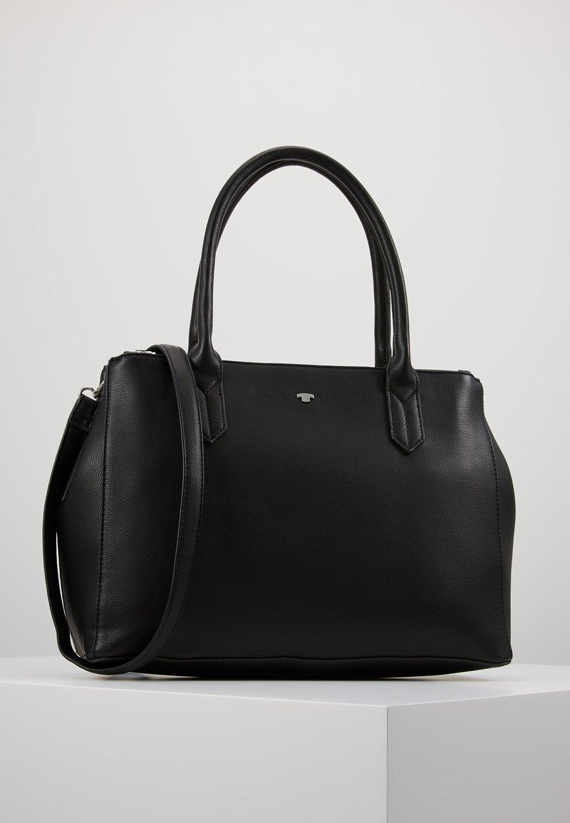 TOM TAILOR - ROMA - Håndtasker - black