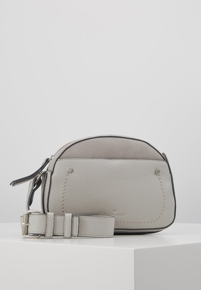 FANO - Across body bag - mid grey