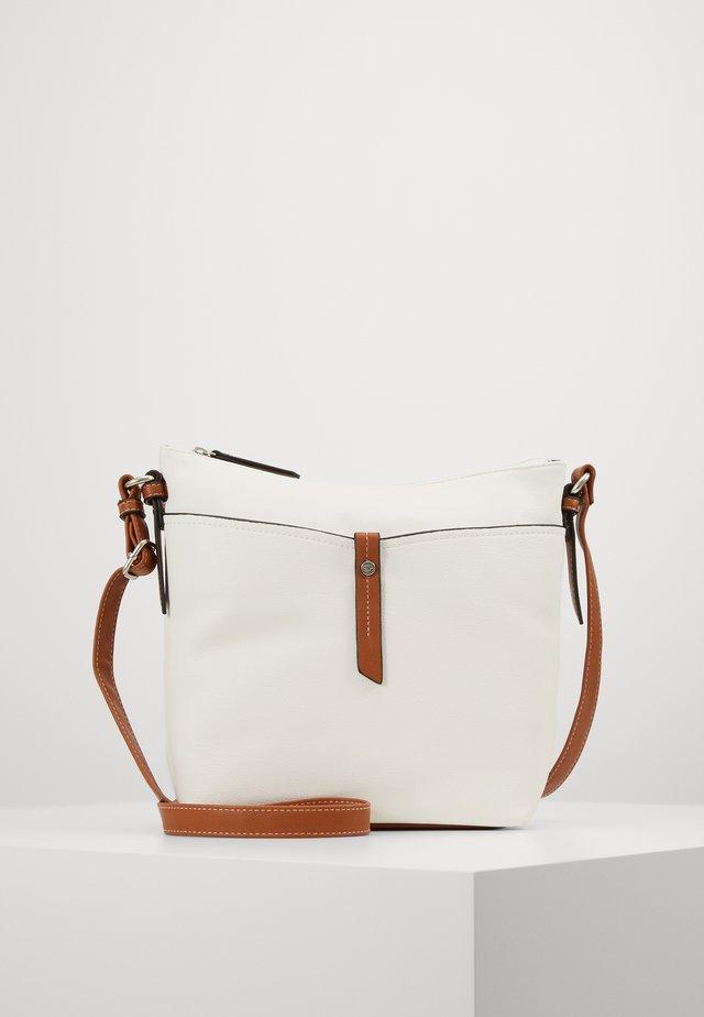 NOVARA - Across body bag - white