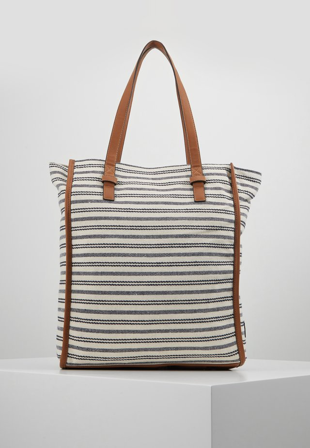 TORINO - Shopping bag - blue