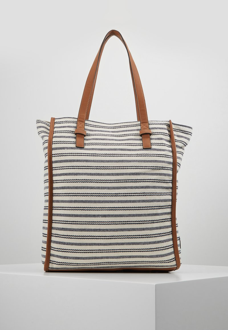 TOM TAILOR - TORINO - Shopping Bag - blue