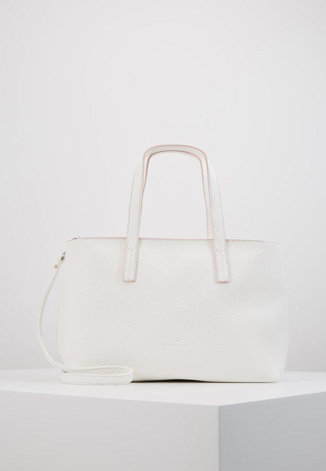MARLA - Shopping Bag - white