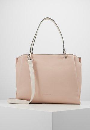 ALASSIO - Tote bag - light rose