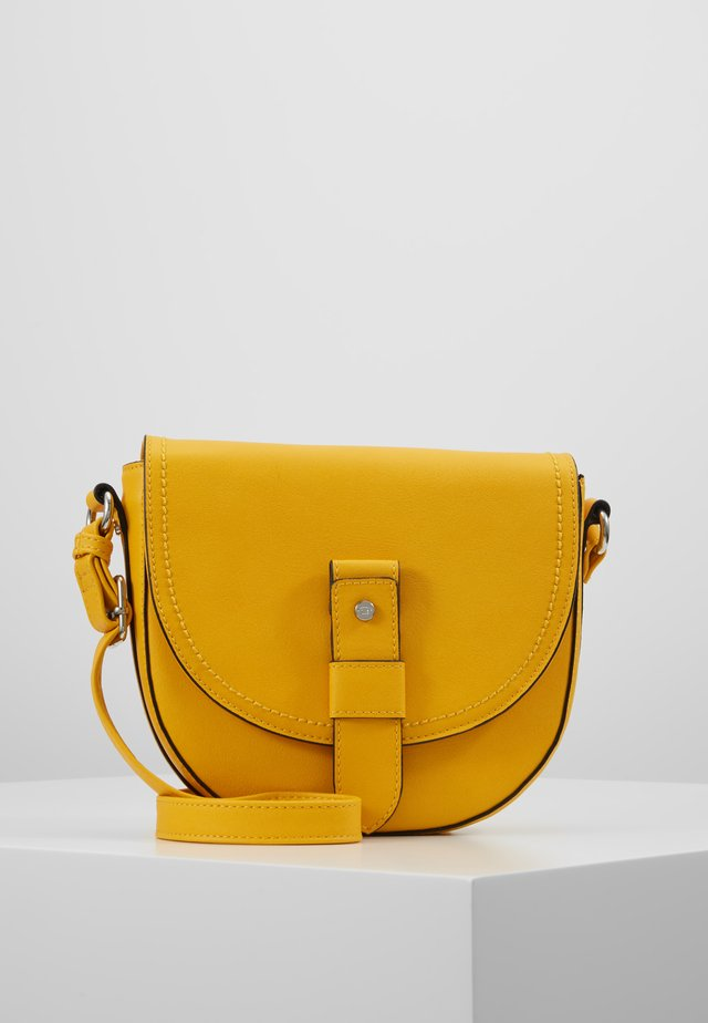 MATERA - Axelremsväska - yellow