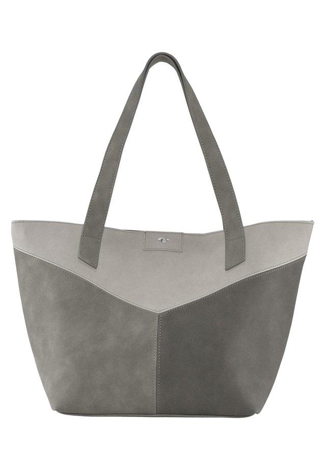 MIRI BARI - Handtasche - mixed grey