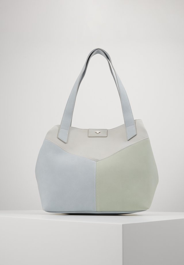 MIRI BARI - Handväska - mixed blue