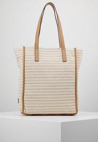 TOM TAILOR - TORINO - Shoppingveske - beige - 2