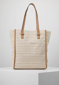 TOM TAILOR - TORINO - Shoppingveske - beige - 0