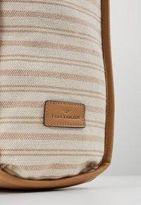 TOM TAILOR - TORINO - Shoppingveske - beige - 6
