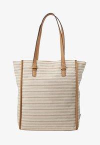 TOM TAILOR - TORINO - Shoppingveske - beige - 5