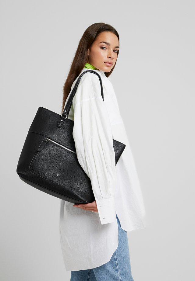 KASIANA - Shopper - black