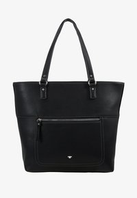 TOM TAILOR - KASIANA - Bolso shopping - black - 5