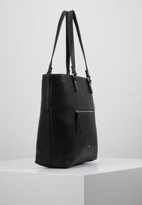 TOM TAILOR - KASIANA - Bolso shopping - black - 3