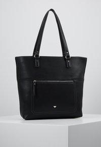 TOM TAILOR - KASIANA - Bolso shopping - black - 1