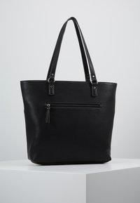 TOM TAILOR - KASIANA - Bolso shopping - black - 2