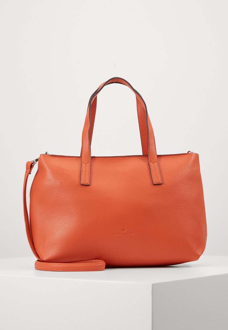TOM TAILOR - MARLA - Borsa a mano - orange