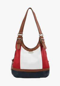 TOM TAILOR - JUNA - Handbag - mixed maritim - 5