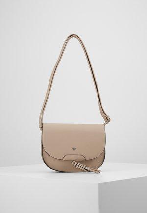SALERNO - Across body bag - beige