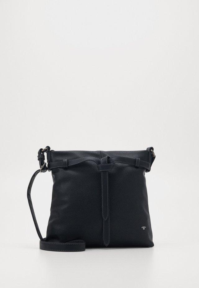 LINA - Across body bag - black