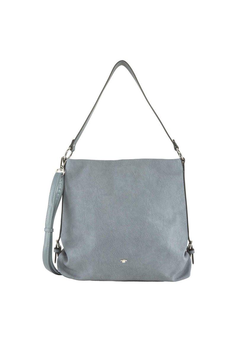TOM TAILOR - BAGS HOBO-TASCHE PERUGIA - Handtasche - mid blue