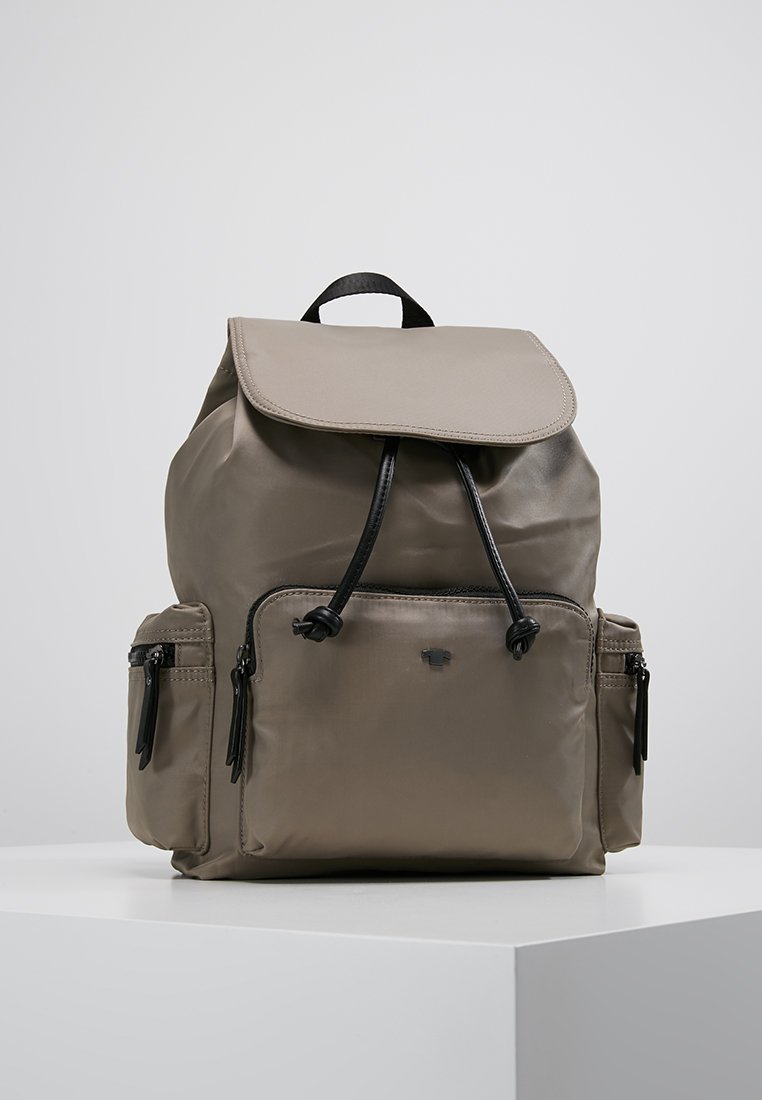 TOM TAILOR - HARPER BACKPACK - Rucksack - taupe