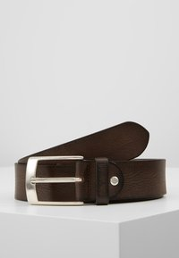TOM TAILOR - Belt - dark brown - 0