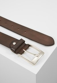 TOM TAILOR - Belt - dark brown - 2
