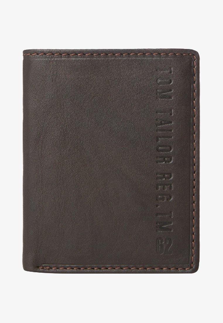 TOM TAILOR - Geldbörse - brown