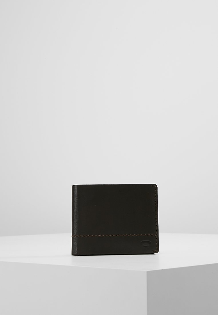 TOM TAILOR - KAI WALLET - Geldbörse - brown