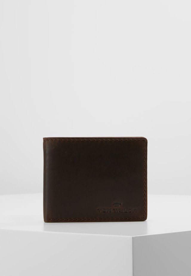 RON WALLET - Portefeuille - brown