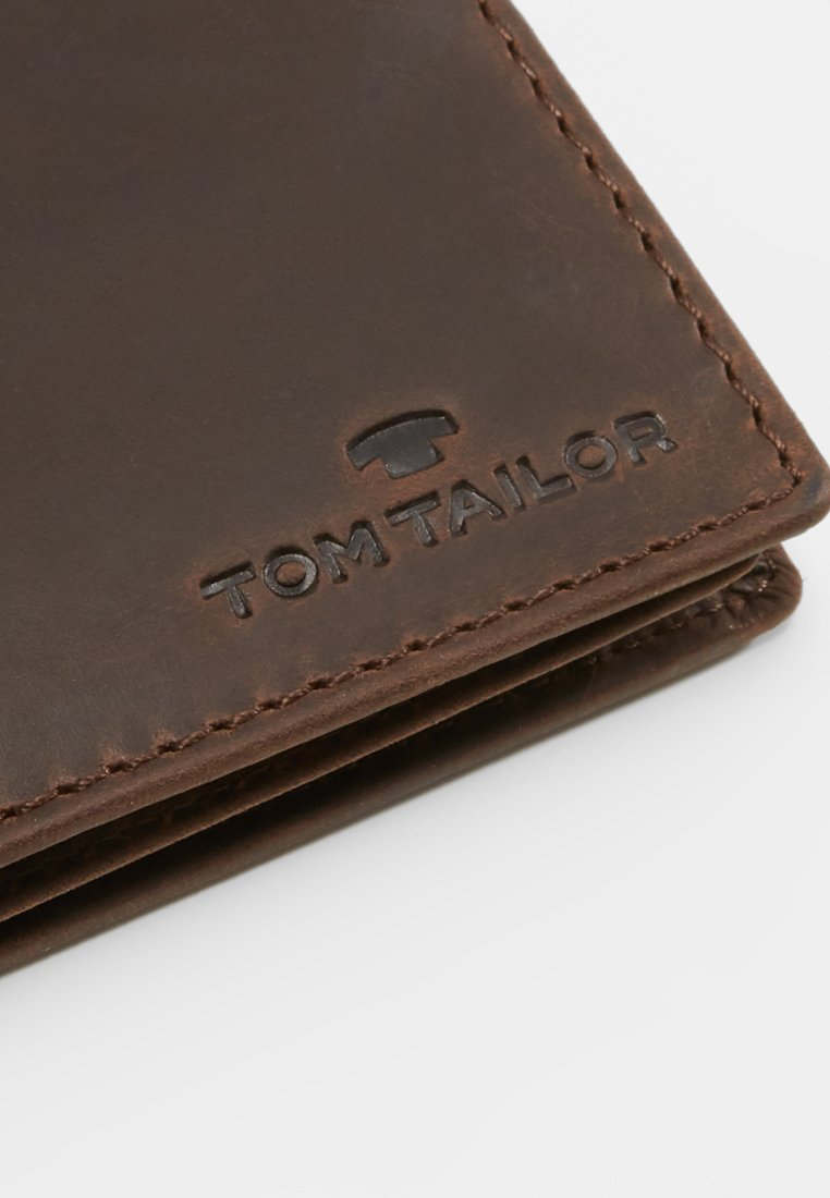 Tom Tailor Ron Wallet - Portefeuille Brown