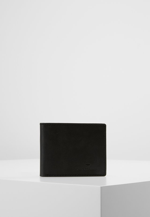 RON WALLET - Portefeuille - black