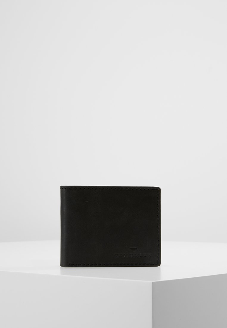 TOM TAILOR - RON WALLET - Wallet - black