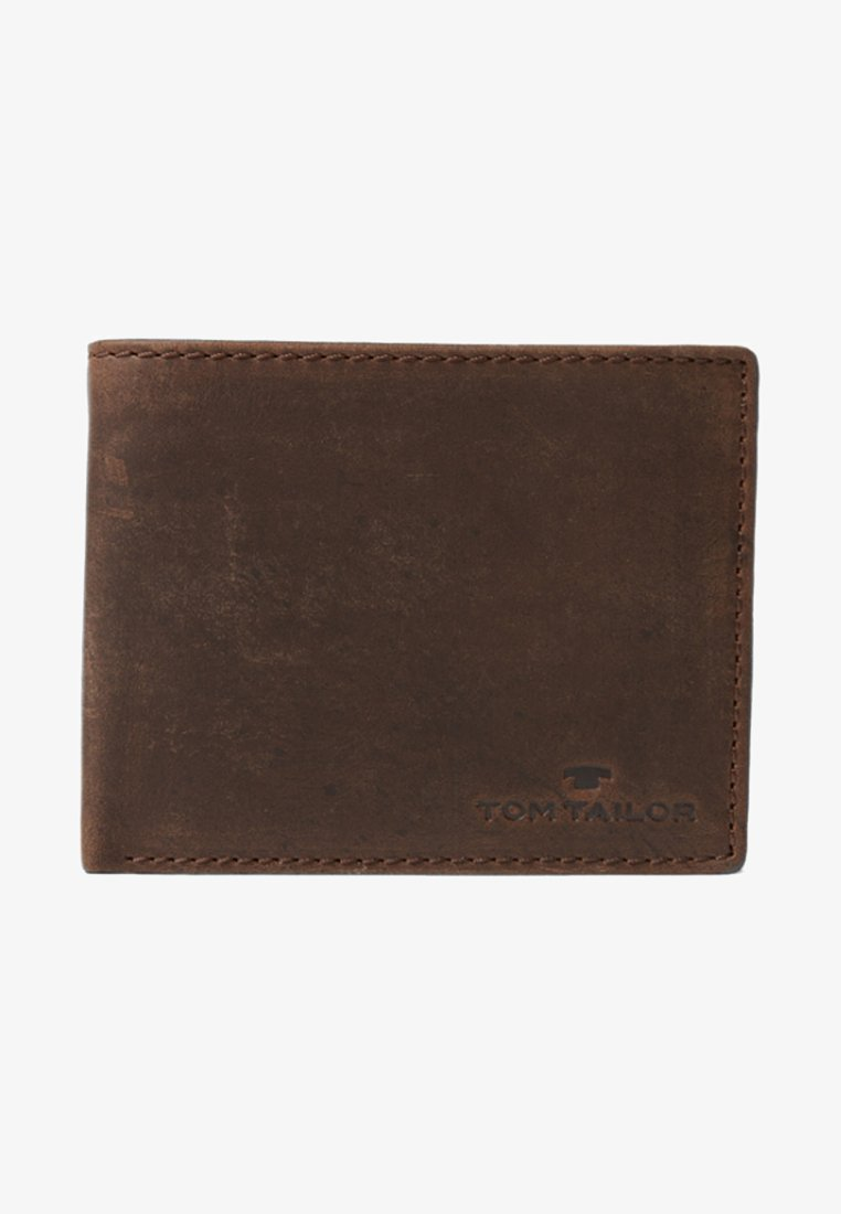 TOM TAILOR - RON - Wallet - brown