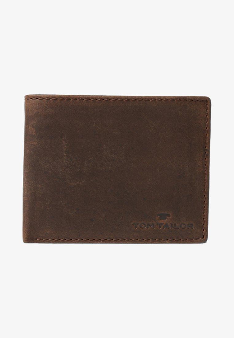 TOM TAILOR - RON - Geldbörse - brown