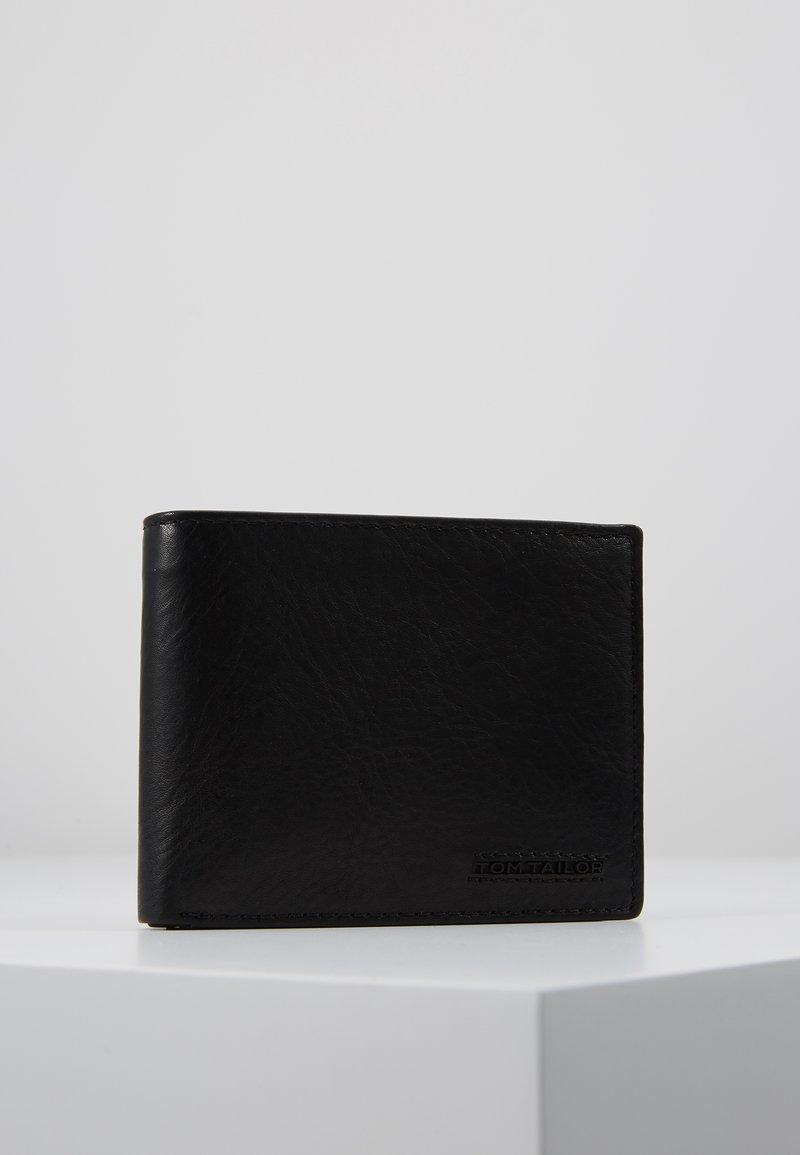 TOM TAILOR - BARRY - Wallet - black