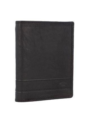 TERRY GELDBÖRSE RFID LEDER 10 CM - Wallet - black