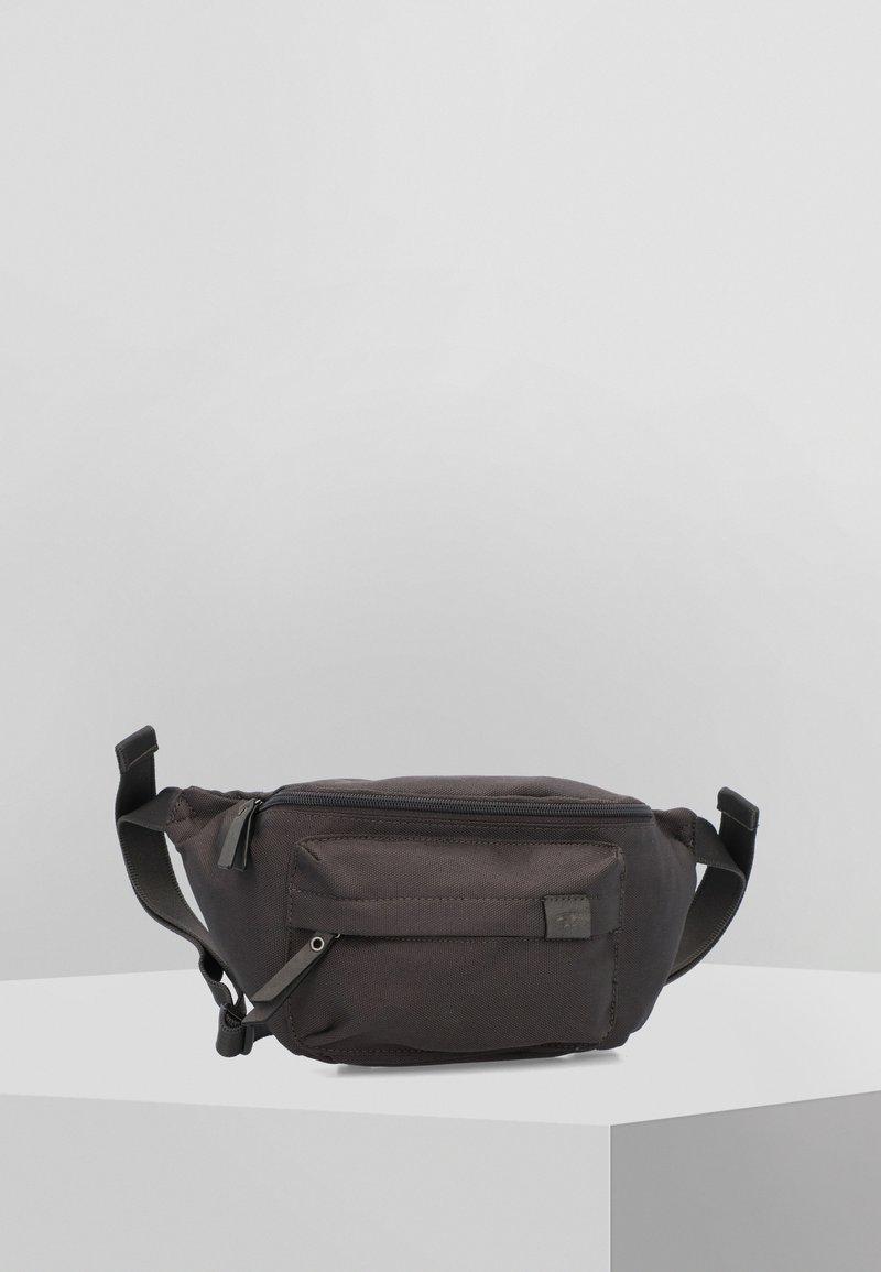 TOM TAILOR - SIMON  - Bum bag - grey