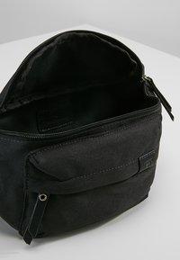 TOM TAILOR - SIMON  - Bum bag - black - 4