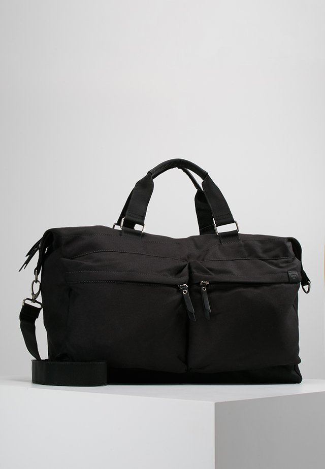 SIMON - Sac week-end - black