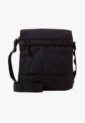 MATTEO - Across body bag - black