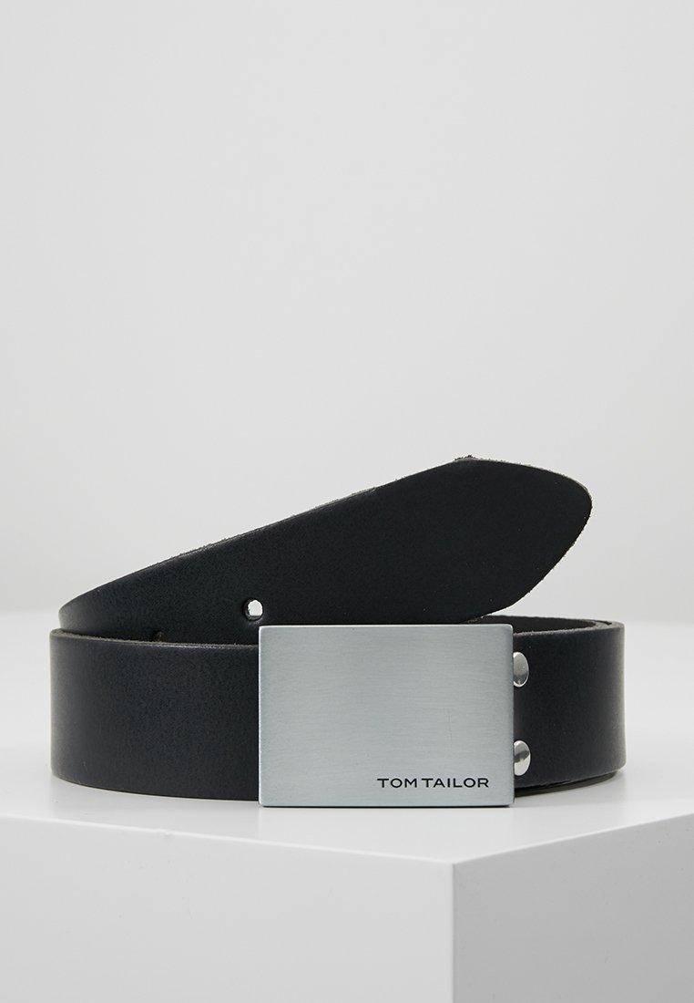 TOM TAILOR - Pásek - schwarz