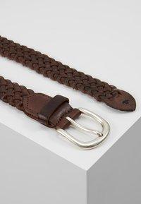 TOM TAILOR - Pletený pásek - braun - 3