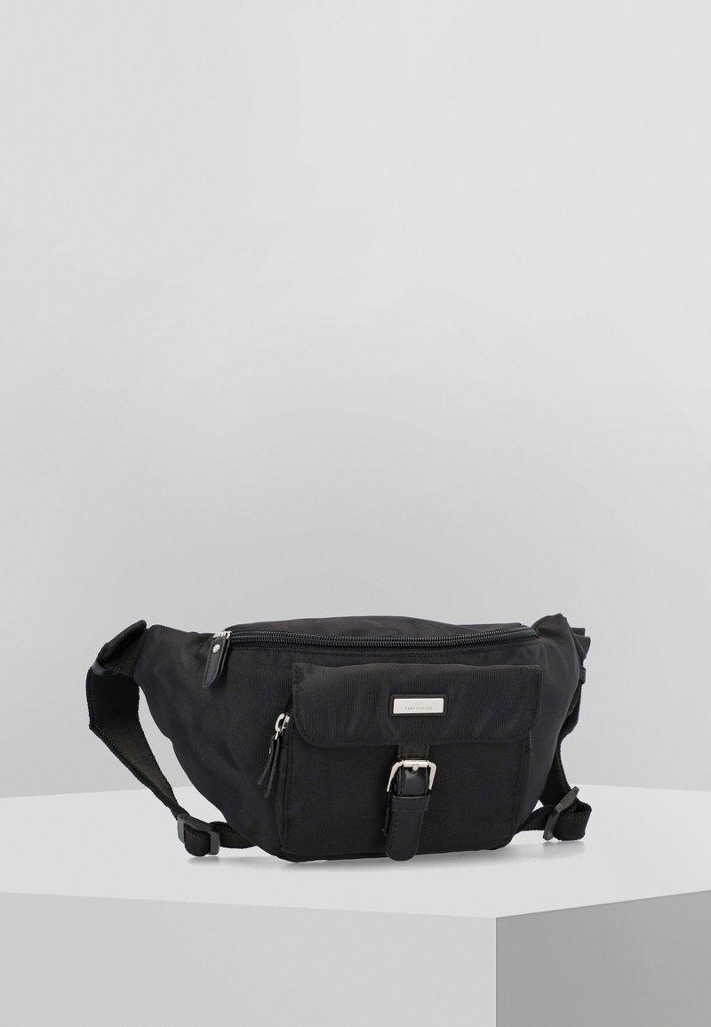 TOM TAILOR - RINA - Bum bag - black