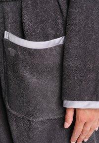 TOM TAILOR - FEEL GOOD - Dressing gown - grau - 6
