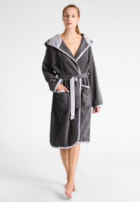 TOM TAILOR - FEEL GOOD - Dressing gown - grau - 4